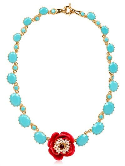 LES NÉRÉIDES - BONSOIR COLLECTION NECKLACE - LUISAVIAROMA - LUXURY SHOPPING WORLDWIDE SHIPPING - FLORENCE