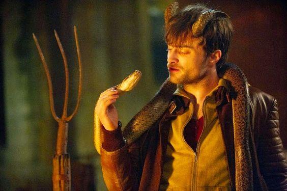 Horns: Daniel Radcliffe é protagonista da adaptação cinematográfica do livro O Pacto, do escritor Joe Hill | Blog do Ben Oliveira