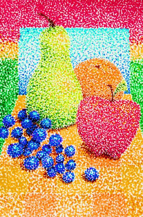pointillism: