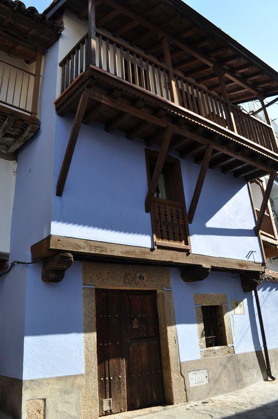 Casa típica  Villanueva de la Vera - Caceres- Extremadura España. www veraguaocio.com Turismo extremadura. Alojamiento en la Vera. By Veragua