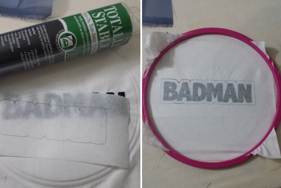 make your own patches embroidery machine