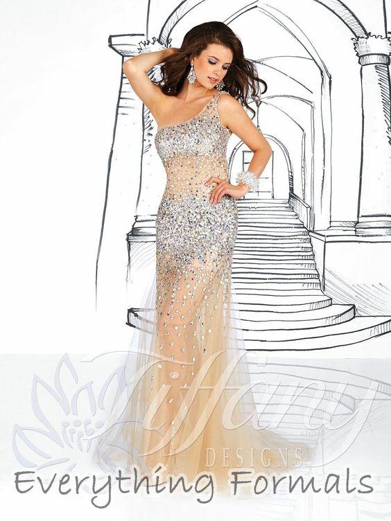 Everything Formals - Tiffany Designs Prom Dress 16054, $568.00 (http://www.everythingformals.com/Tiffany-Designs-16054/)