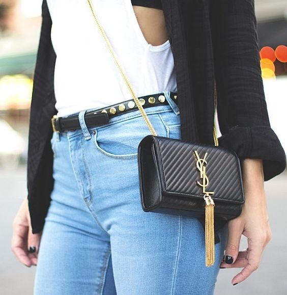 ysl chyc messenger - YSL bag | Bags | Pinterest | Shops, Handbags and Michael Kors