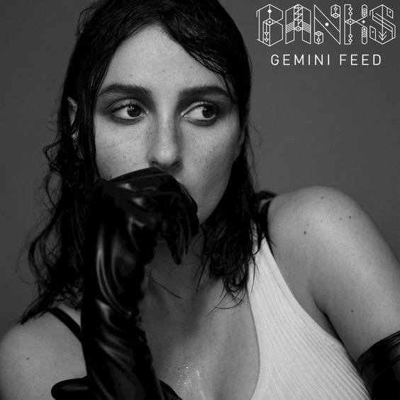 Banks – Gemini Feed (single cover art)