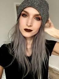 Resultado de imagem para cabelo cinza