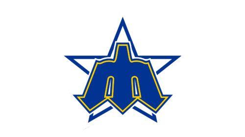 The Original Seattle Mariners Seattle Mariners Logo Seattle Mariners Baseball Teams Logo