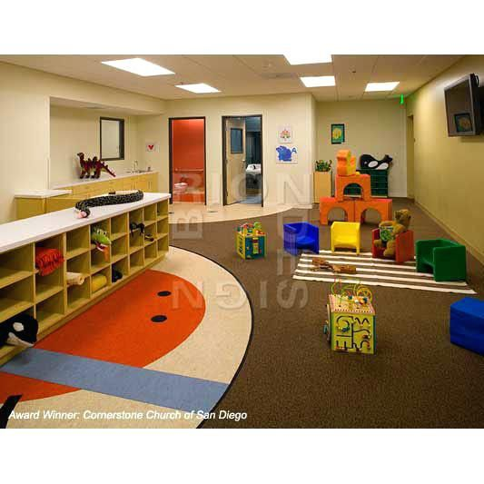Image Result For Modern Church Nursery