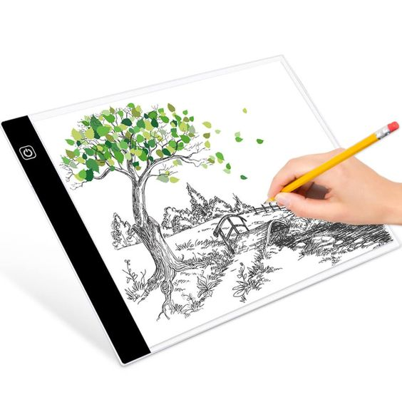 Selizo 100 Sheets Carbon Transfer Paper and Tracing with Embossing Stylus Set fo