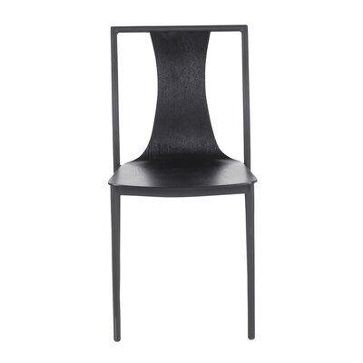 Corrigan Studio Karyn Dining Chair Colour Black Dining Chairs