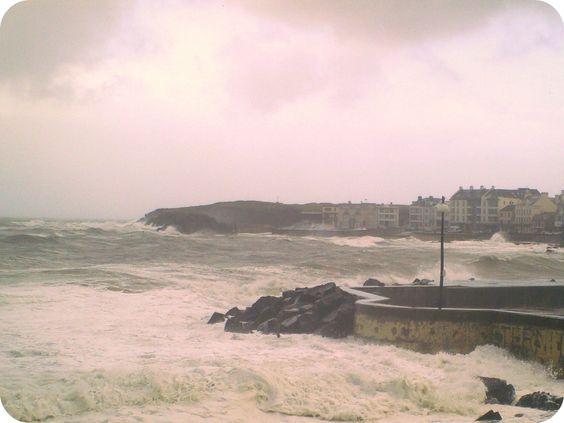 A stormy Portstewart (taken on 11th Jan, 2007)