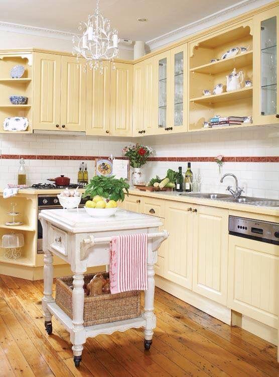 Inspirational Cottage Kitchen