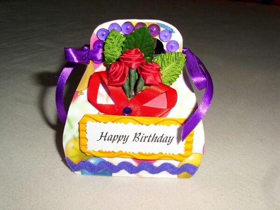 Geburtstagsttasche