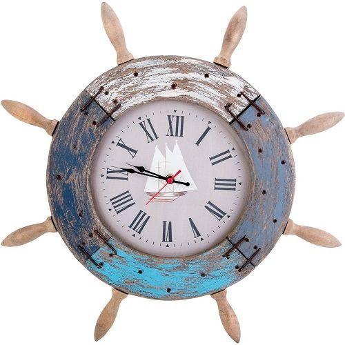 Nautical Wall Clocks Beachfront Decor Nautical Wall Clock Wall Clock Nautical Clocks