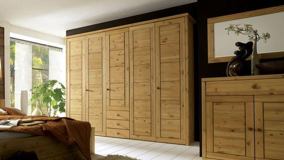 Drehturen Kleiderschrank Mascella Kleiderschrank Massivholz Schrank Wohn Design