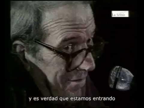▶ Gilles Deleuze - ¿Qué es el acto de creación? (completo) - Subtitulado al Español - YouTube