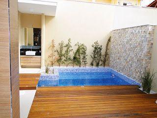 Imagenes de piscinas para casas pequeñas