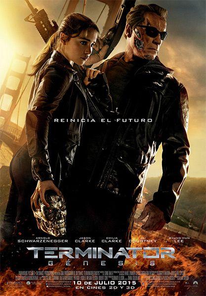 Terminator Genesis Terminator Genesis Peliculas Peliculas Cine