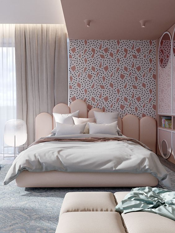 41 Modern Cozy Bedrooms That Will Make Your Home Look Fabulous interiors homedecor interiordesign homedecortips