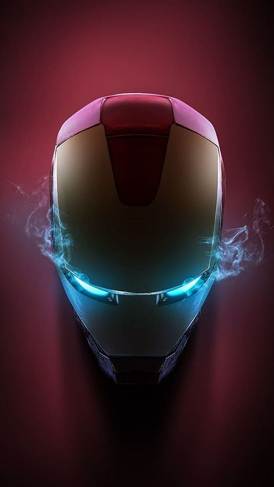 Iron Man Helmet Art Hd Iphone Wallpaper Iron Man Helmet Iron