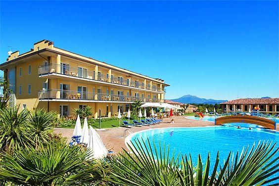 Hotel Bella Italia - Peschiera del Garda, Gardasee - Gardalake.com