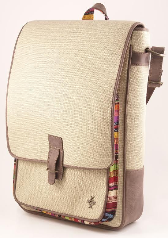 Te compartimos nuestro maletín KINA - Un bolso con estilo! · Diseño 100% artesanal.