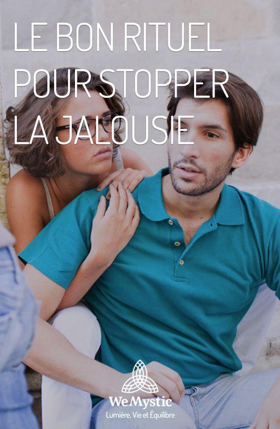 Le bon rituel pour stopper la jalousie - WeMystic France   Jalousie, Vie équilibrée, Cheque abondance