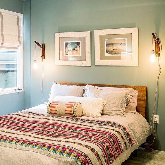 """""""Long weekends call for long nights of sleep. #goodniiiiiiiight // Design by @benniamadi of #HomepolishSF + photo by @aubriepick."""""""