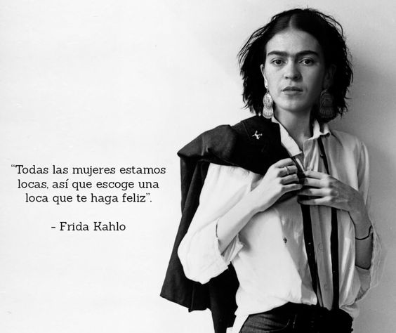 Frida Khalo @marythebluefish