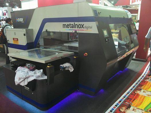 Impressora Têxtil Metalnox