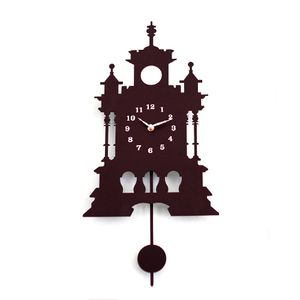 City Tower Clock by http://hach.bigcartel.com