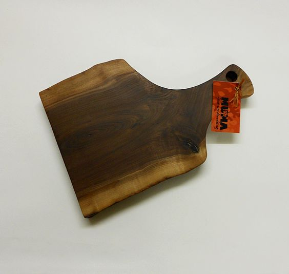 Cutting/Serving Board by Wayne Muma Available online