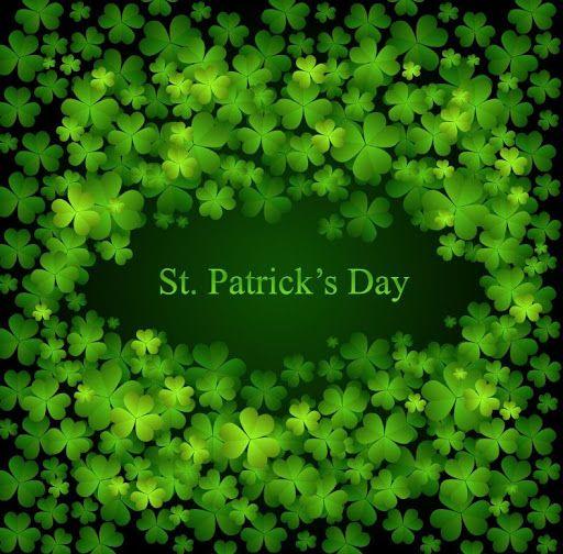 Luminoso: Saint Patrick's Day - Dia de São Patrício  http://blogluminoso.blogspot.com.br/2013/02/saint-patricks-day-dia-de-sao-patricio.html#: