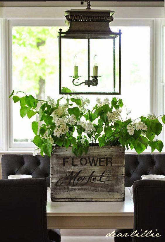 Beautiful flower box. Loving it!!!