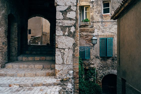 https://flic.kr/p/CvdZv7 | The kind of town you can get lost in  |  Casperia, Lazio, Italy, summer 2015