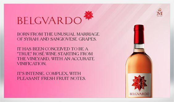 """Belguardo Rosé nasce dal """"matrimonio"""" inusuale di uve Sangiovese e Syrah. E' stato pensato per essere un """"vero"""" rosé fin dal vigneto: vinificato con cura e attenzione, intenso, complesso, con piacevoli note di frutta fresca. @marchesimazzei #belguardo #marchesimazzei #wine #tuscany"""