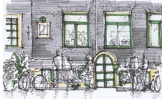 Amsterdam by Michelle Morelan