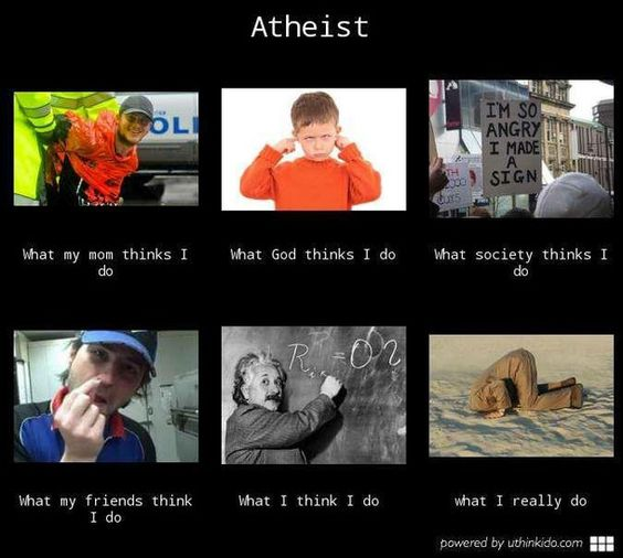 Christian dating an atheist meme
