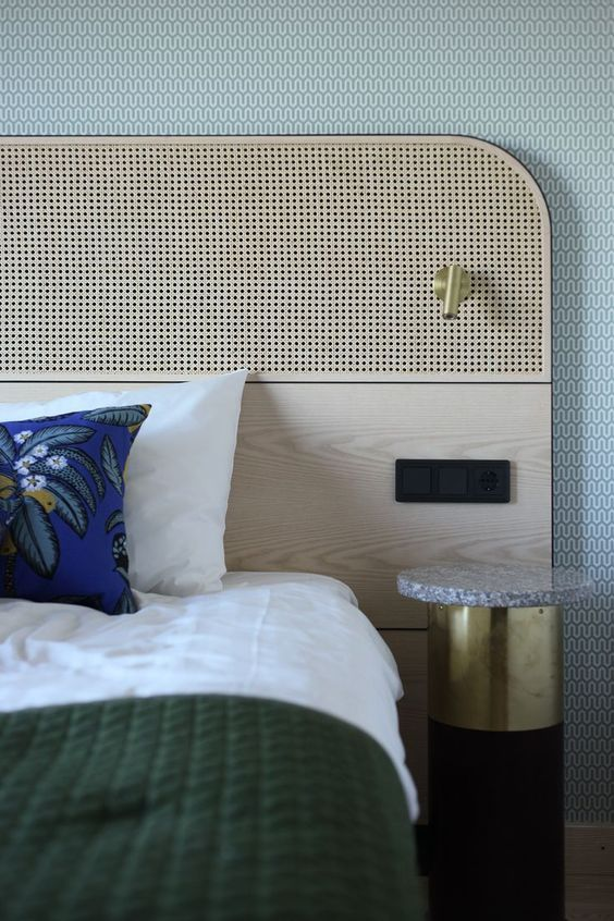 25 Unconventional Headboards To Wake Your Room Up Home Decor