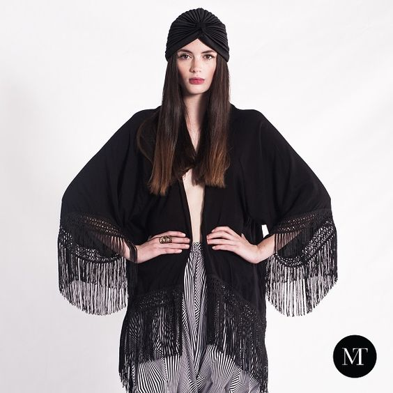 Kimono Chalina Kimono Chalina Black