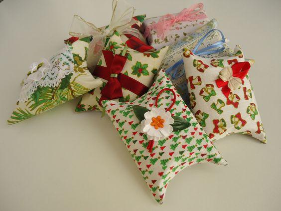 Embalagens para bijuterias feitas de rolinhos de papel higiênico