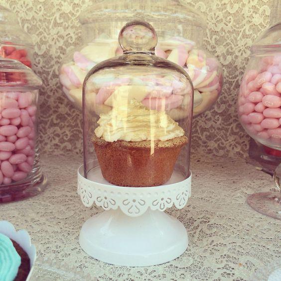 Cupcakes et bonbons