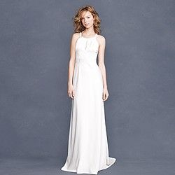 10 Beautiful J Crew Wedding Dresses #Wedding #Dress