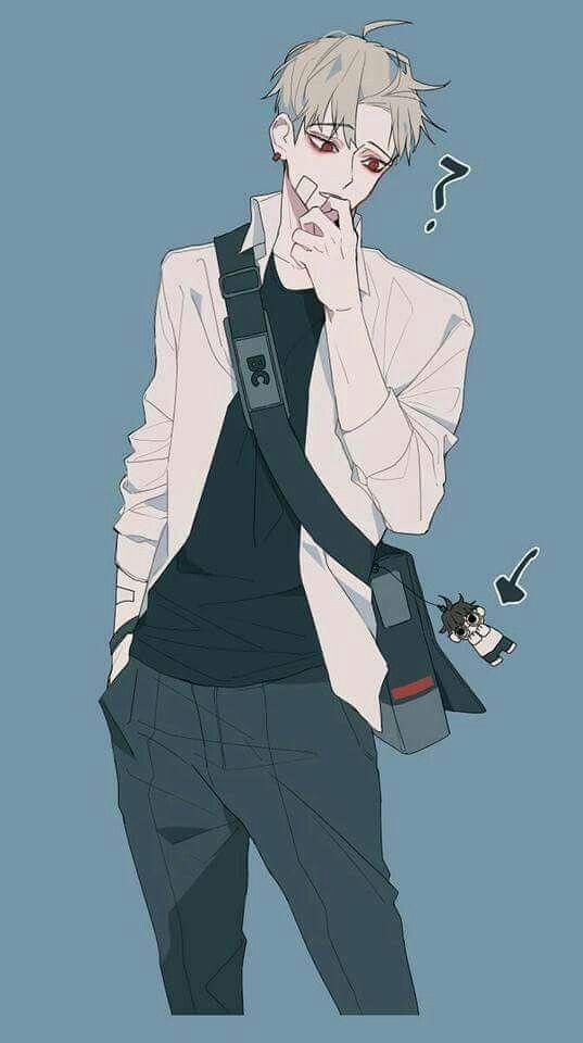 Resultado De Imagem Para Anime Korean Boy Ilustrasi Karakter