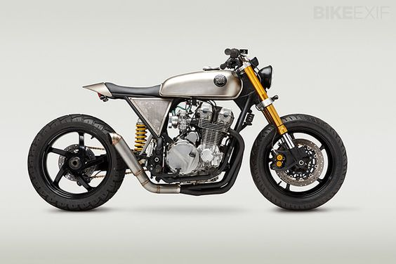 If there's a builder entitled to look back on 2013 with a quiet sense of satisfaction, it's John Ryland of Classified Moto. He's enjoyed both critical and commercial success, with so many commissions he's had to close the order book on more than one occasion. This is the final 2013 build to roll out of…