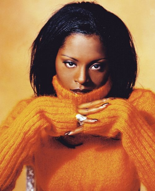Foxy Brown (born Inga DeCarlo Fung Marchand), rapper. She is known for her solo work, collaborations with other artists, & her stint as part of hip-hop music group, The Firm. She also became known on LL Cool J's I Shot Ya remix. She later appeared on songs Touch Me Tease Me by Case & Ain't No N***a by Jay-Z before releasing her platinum selling Ill Na Na.