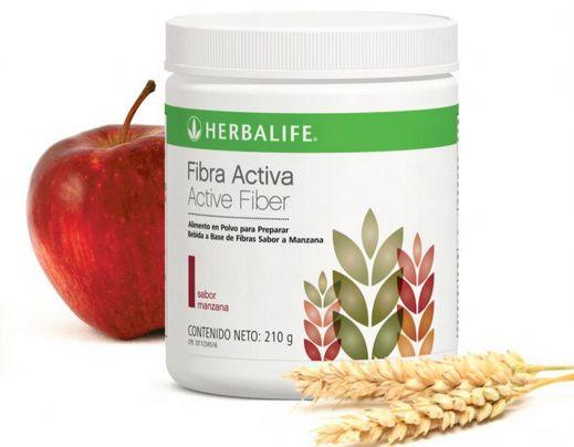 Esta asociada con la disminucion de colesterol y glucosa en sangre.  Sabor a manzana.  Una porción aporta 5 g de los 25 g de la ingesta diaria recomendada de fibra soluble e insoluble.
