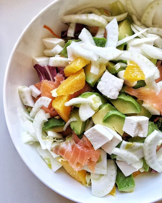 COOK THE LOOK - insalata super proteica