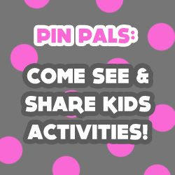The wealth of information provided on Pinterest is amazing and inspiring! There really are so many wonderful ideas including some incredible early childhood education activities and finds! Come on over to peruse and share your favorite find from this week!