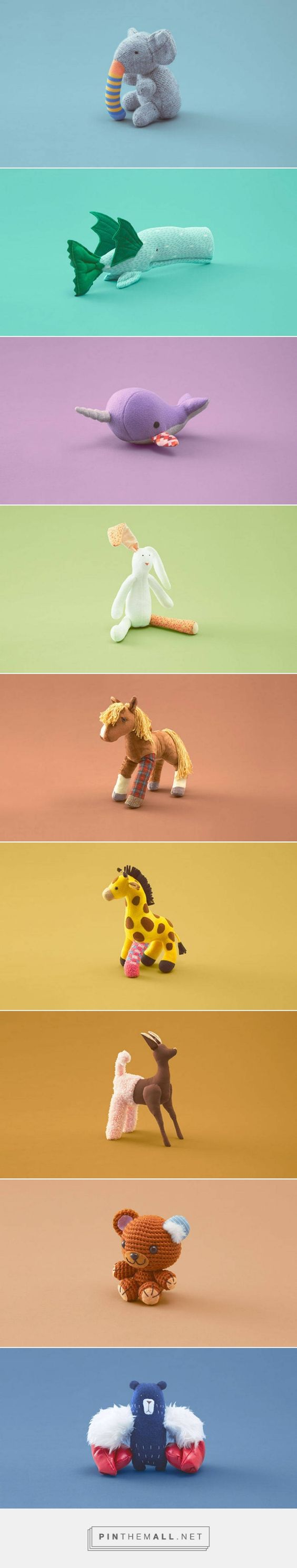 Second Life Toys Campaign for Organ Donation – Fubiz Media - created via https://pinthemall.net