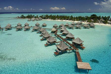 Bora Bora, Tahiti, French Polynesia